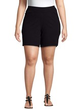 JMS-Just My Size Women's Plus-Size Cotton Jersey Pocket Shorts- Case of 24 - $115.00