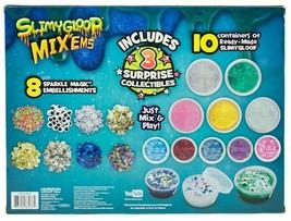 SLIMYGLOOP Surprise Mystery Mix'ems Kit 119 piece Kids Slime Crafting kit NIB image 2