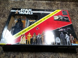 Star Wars The Black Series 40th Anniversary Legacy Pack - $36.14