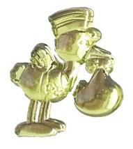 Stork w/Baby Acrylic Charm -Yellow - $9.85