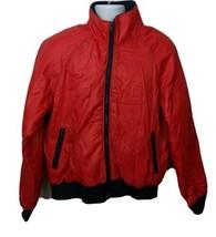 K-Brand Vintage 80s Thriller Style Waterproof Jacket Red Size M Mens - $49.49