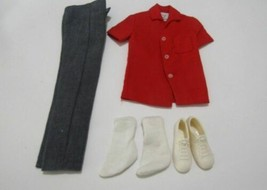 1964 Mattel BARBIE-KEN # 1403 Going Bowling Complete Outfit VF-EXC Condition !! - $45.49