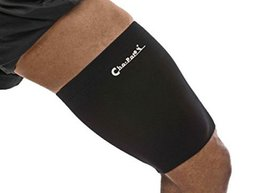 Cho-Pat Thigh Compression Sleeve - for Tight and Sore Hamstrings, IT Ban... - £21.08 GBP