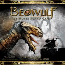 Beowulf:The Movie Board Game NEW - $39.99
