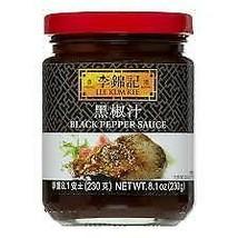 Lee Kum Kee Black Pepper Sauce 8.1 oz - $11.14