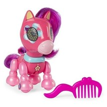 Zoomer Zupps Pretty Ponies– Dixie,Interactive Pony with Lights, pocket-s... - $14.13