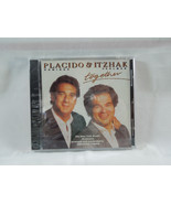 """Placido & Itzhak   """"Togther"""" CD   Great Songs New - $9.65"""