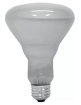 3 Pack GE 65 Watt BR30 Long Life Incandescent Light Bulb White Indoor Floodlight image 2