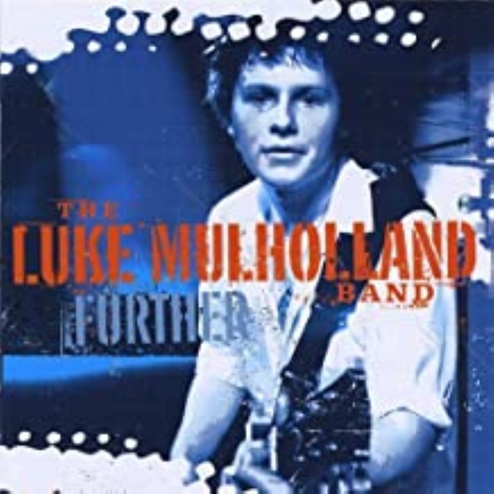 Further by Luke Mulholland Cd
