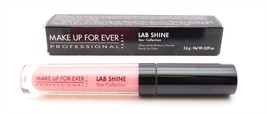 MAKE UP FOR EVER Lab Shine Star Collection Pearly Lip Gloss S22 .09 Oz. - $23.74
