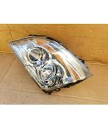 08-13 Cadillac CTS 4 door Sedan Halogen Headlight Lamp Set Passenger Rig... - $206.98