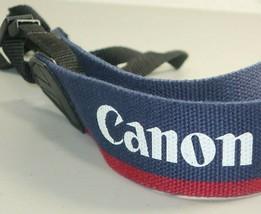 Vintage 1980's Canon EOS Rebel SLR Camera Neck Strap *GOOD* - $9.89