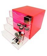 OnDisplay 4 Tier Acrylic Cosmetic Makeup Organizer 12-inch - $68.20
