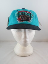 Vancouver Grizzlies Hat (VTG) - Two Tone Strapback Starter- Adult One Si... - $79.00