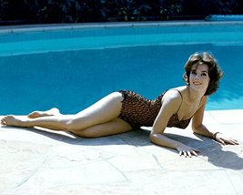 Natalie Wood Leggy Swimsuit 16X20 Canvas Giclee - $69.99