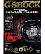 The BOOK of G-SHOCK 26th Anniversary Book - $30.60