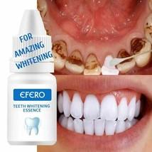 Teeth Whitening Serum Gel Remove Teeth Plaque Stain Teeth Cleaning Denta... - $9.89