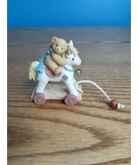 """Cherished Teddies Bear 1999 Our """"Friendship Is An Adventure"""" 537209 Hors... - $8.86"""