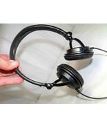 SONY MDR-V150  Sound Monitoring Stereo Headphones - Black - $20.00