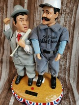 Abbot And Costello Animatronic Whos On First - $49.95