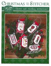 Christmas For The Stitcher sleds cross stitch chart Sue Hillis Designs  - $10.80