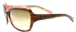 Oliver Peoples Dunaway OTPI Women's Sunglasses Brown Over Pink / Green J... - $86.50