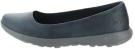 Skechers GO Walk Lite Slip-On Shoes Gem Navy 8.5W NEW A347418 - $49.48