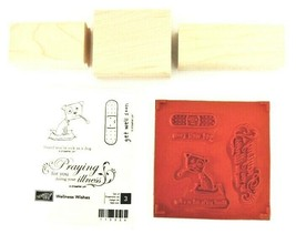 "Stampin' Up ""Wellness Wishes"" Stamp Set #115356 - $11.65"