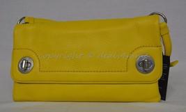 MARC By Marc Jacobs M0007689 Twilo Crossbody/Shoulder Bag Grapefruit Zest Yellow - $149.00
