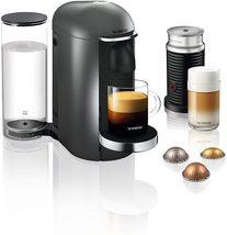 Krups Nespresso Vertuo Plus - Cafetera de cápsulas Depósito de agua de 1... - $349.00