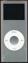 Apple iPod Nano 2nd Generation 2GB Model A1199 Silver - $16.03