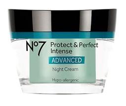 No7 Protect & Perfect Intense Advanced Night Cream 50ml by No7