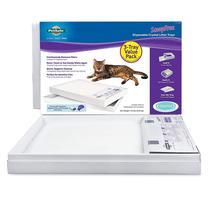 PetSafe ScoopFree Self-Cleaning Cat Litter Box Tray Refills Non-Clumping... - $56.49