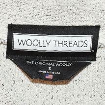 Woolly Threads Original Purdue Collegiate Sweatshirt Size S image 3
