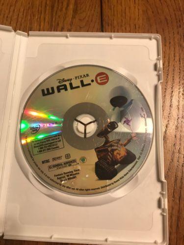 WALL-E  DISNEY  PIXAR  DVD Ships N 24h