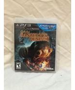 Video Game Plystation PS3 Dangerous Hunts Sony 2011 - $2.97
