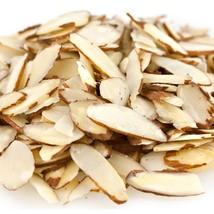 Raw Almonds Sliced 2lb Sealed Bag - $18.92