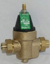Watts Water Pressure Reducing Valve 1/2 Inch Connection 0009474 image 1