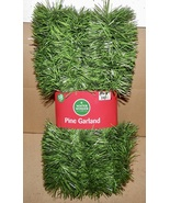 Christmas Garlands Many Types You Choose Pine Gold Tinsel Floral 10 pk T... - $3.49+