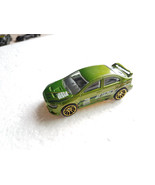2010 Hot Wheels Nighterburnerz 2008 LANCER EVOLUTION Green # 3/10 - $11.99
