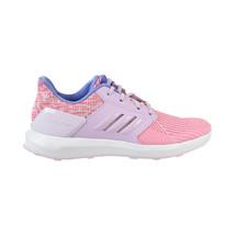 Adidas RapidaRun Knit Big Kids' Shoes Aero Pink-Aero Pink-White DB0216 - £35.28 GBP