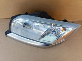 06-09 Mitsubishi Raider Headlight Head Light Lamp Driver Left LH - POLISHED image 3