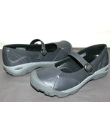 ❤️KEEN Presidio Magnet Steel Grey Leather Mary-Jane 8 M 38.5 EXCELLENT! ... - $61.74