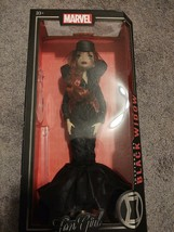 "New MARVEL BLACK WIDOW Madam Alexander Fan Girl Doll 14"" Halloween - $34.64"