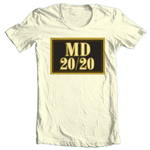 MD 20 / 20 T-shirt Mad Dog MD 20 20 bum wine 100% cotton graphic printed tee image 2
