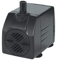 Danner 01713 SP-120 120 GPH Statuary Pond Pump with Barb Fittings - $16.02