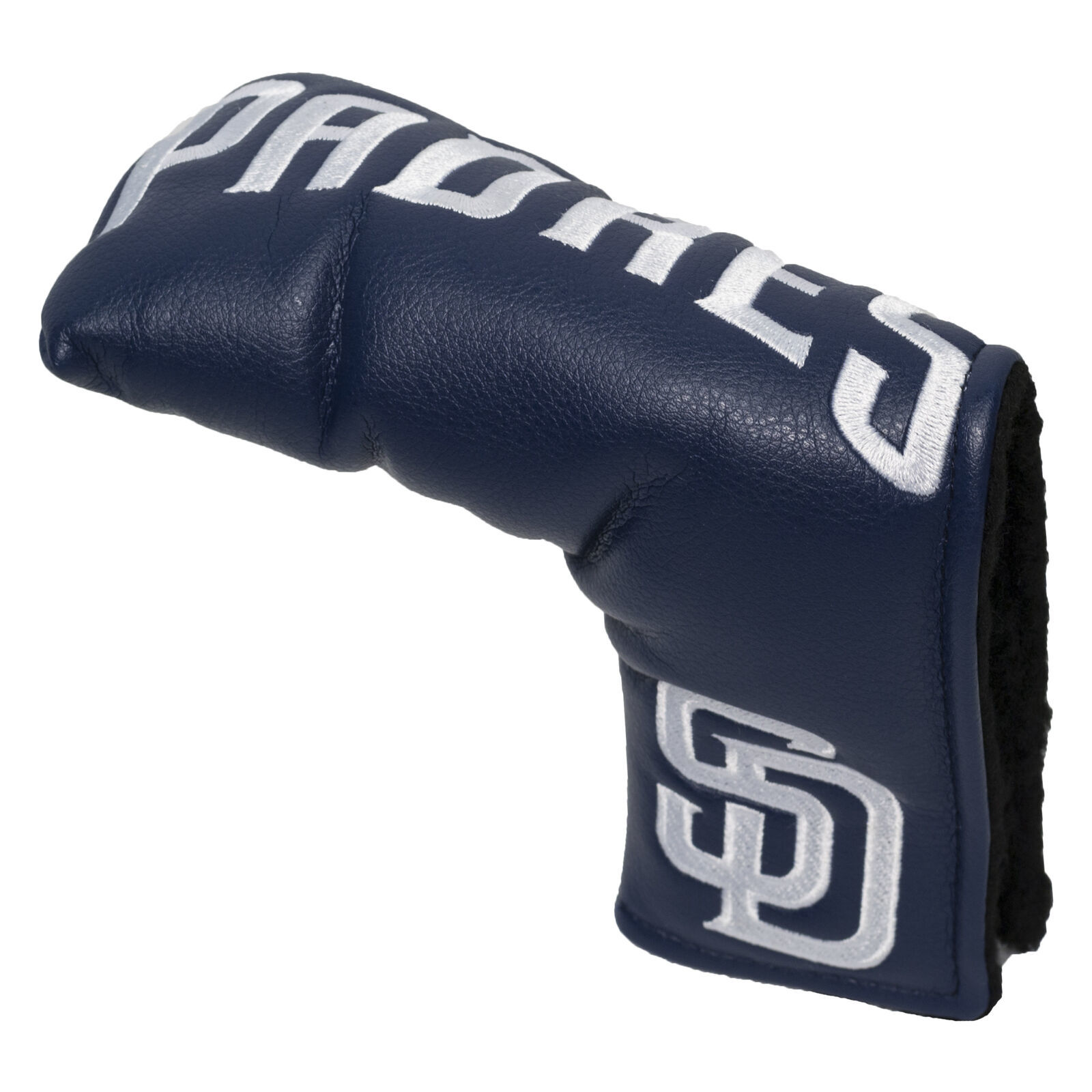 Primary image for SAN DIEGO PADRES Team Golf Blade Putter Cover MAGNETIC CLOSE MLB Free S/H
