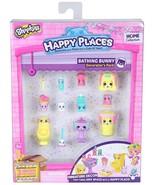 HAPPY POSTI Shopkins DECORATORE Confezione balneazione coniglietto - $10.84
