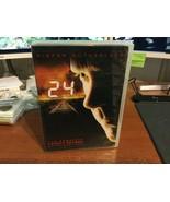 """24"" 24 The Complete Fourth Season (DVD, 2005, 7-Disc Set) - $5.00"