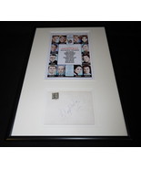 Lloyd Nolan Signed Framed 12x18 Photo Display Airport - $93.14